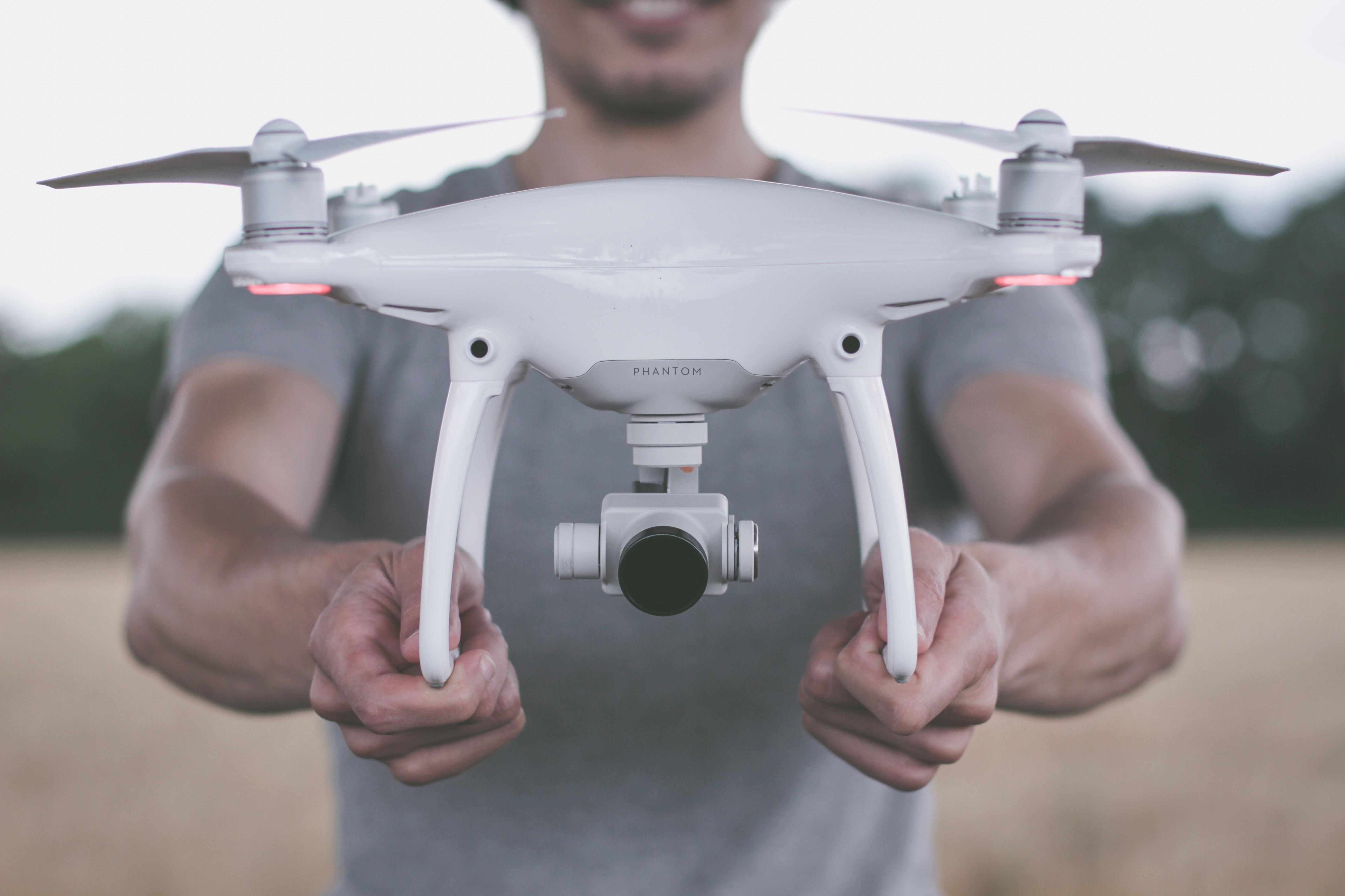 Drones y Audiovisuales